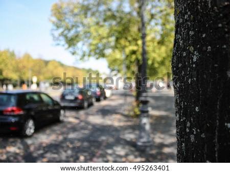 Blurred Berlin #495263401