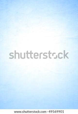 crumpled blue background