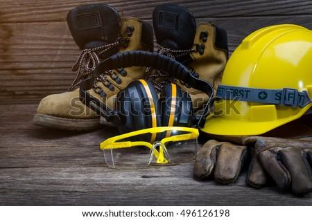 Standard construction safety #496126198