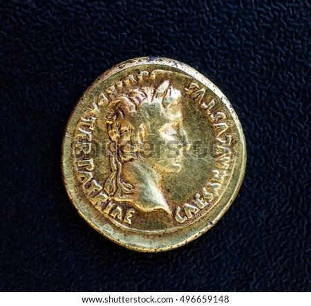 Gold Aureus  Pupienus ( 238 ) - Rome #496659148