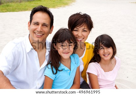 Happy Family  #496961995