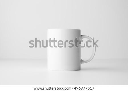 Mug Mock-Up #496977517
