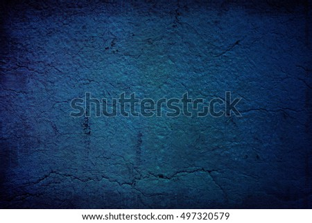 highly Detailed textured grunge background frame with space for your projects  #497320579