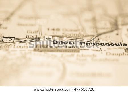 Biloxi, USA. #497616928