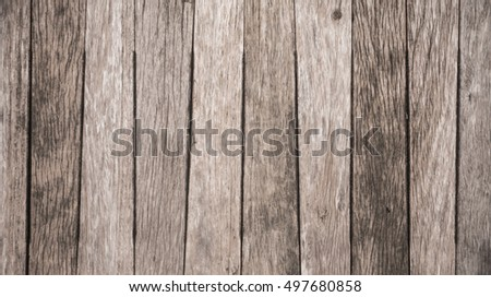 Close up of wooden fence panels, Texture background #497680858