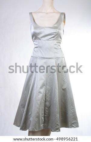 Dress in studio. #498956221