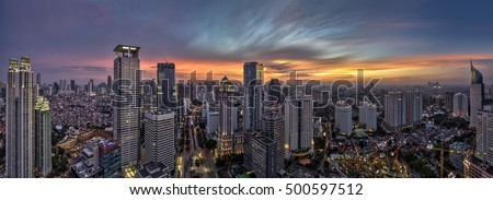 Jakarta officially the Special Capital Region of Jakarta, is the capital of Indonesia. Jakarta is the center of economics, culture and politics of Indonesia #500597512