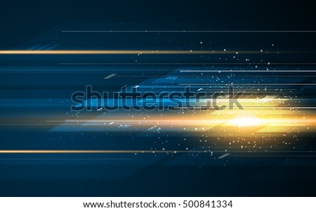speed movement pattern design background concept Royalty-Free Stock Photo #500841334