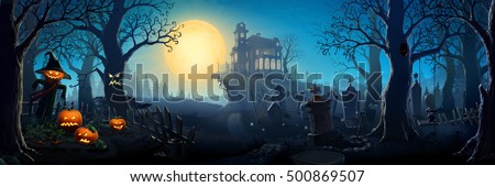Halloween   background #500869507