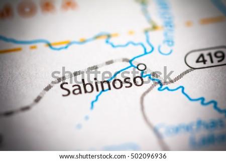 Sabinoso. New Mexico. USA. #502096936