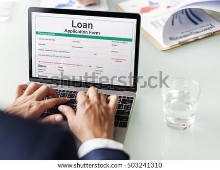 Retirement Plan Loan Liability Tax Form Concept #503241310