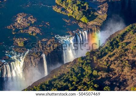 Victoria Falls #504507469