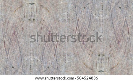 Old color grunge vintage weathered background abstract antique texture with retro pattern. Modern futuristic painted wall for backdrop or wallpaper with copy space. Close up image. 16:9 aspect ratio #504524836