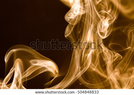 Brown smoke abstract background. #504848833