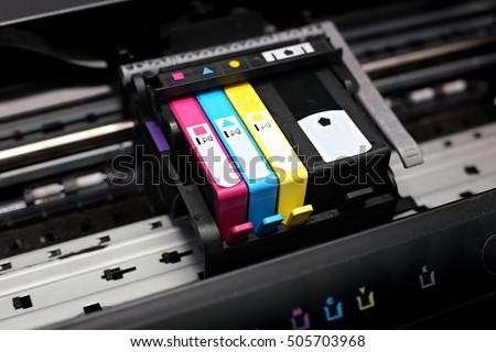 Printer in cartridges.select focus. #505703968