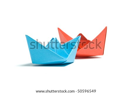 Paper boats #50596549