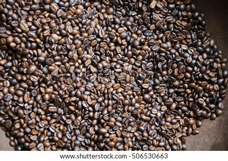 Coffee bean. #506530663