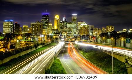 Minneapolis Skyline