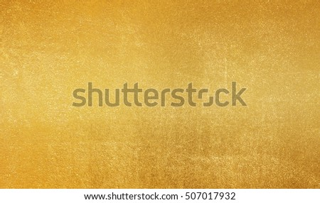 Gold Background / gold polished metal, steel texture. #507017932