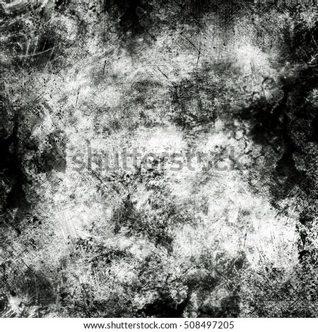 Universal design. Grunge background. Perfect texture of paper, beautiful colors and designs. Computer designed impressionist style vintage texture or background #508497205