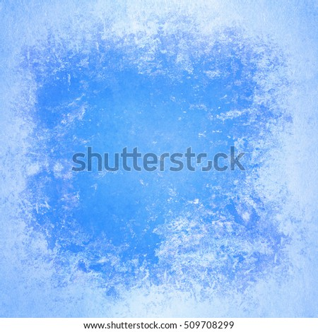 Abstract Blue Background Texture #509708299