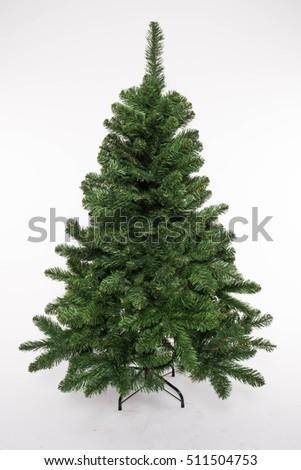 christmas tree branch decoration #511504753