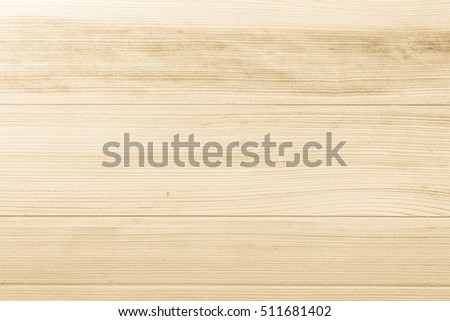 Wood plank brown texture background. wood all antique cracking furniture painted weathered white vintage peeling wallpaper. #511681402