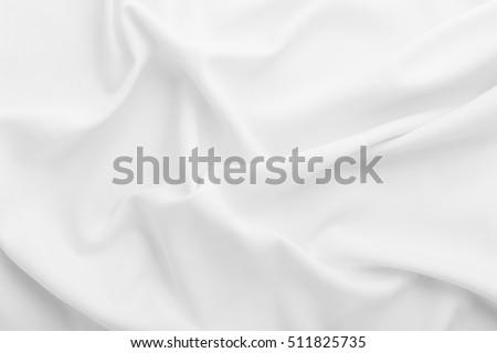 white fabric texture background Royalty-Free Stock Photo #511825735