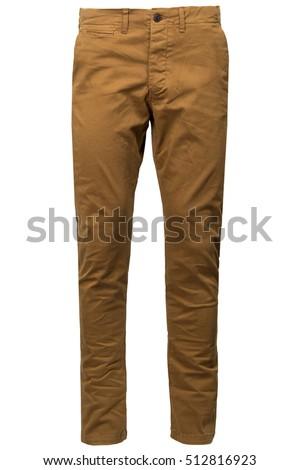 Brown pants #512816923