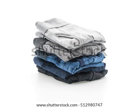 men underwear isolated on white background #512980747