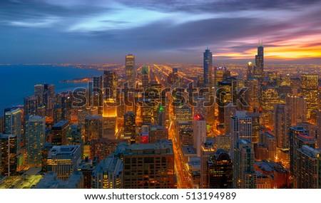 Chicago, Illinois #513194989
