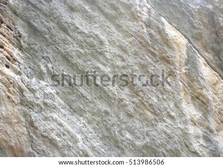 Prehistoric drawings. Gobustan National Park (Gobustan Rock Art Cultural Landscape) in Azerbaijan #513986506