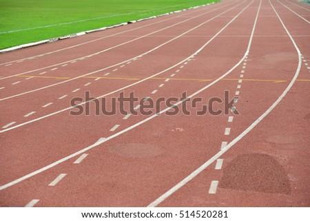 Indoor track #514520281