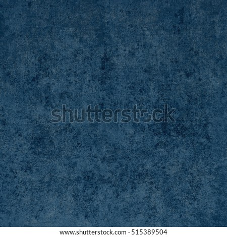 Blue abstract grunge background. vintage wall texture #515389504