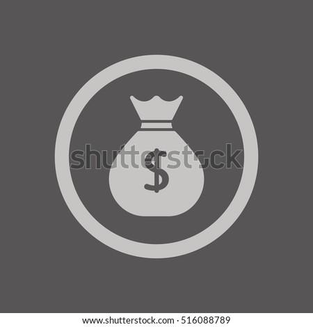 Money Icon. Flat design. #516088789