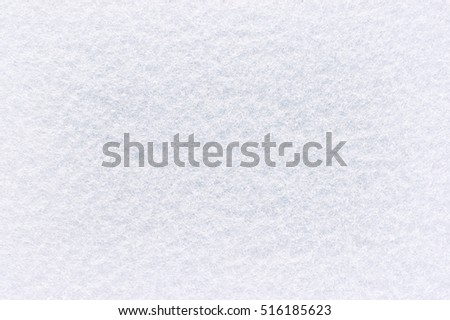 White winter background. HDR close up of frost-liked white felt texture #516185623