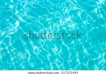 Water background abstract #517121449