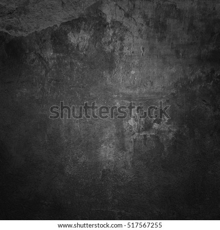 Old black wall.Grunge texture background #517567255