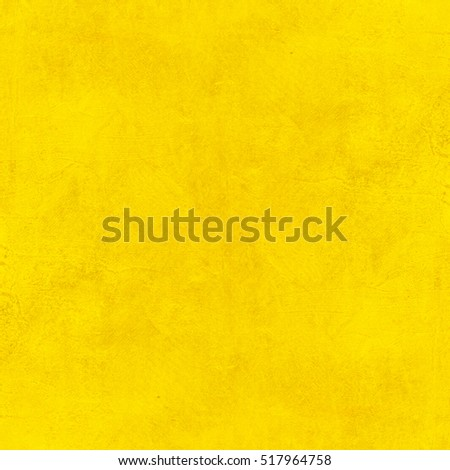Yellow paper texture. Yellow background #517964758