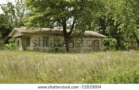old abandoned house #51810004