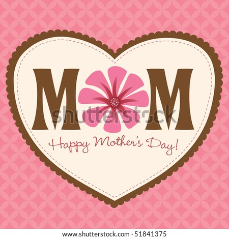 Mother's Day - JPEG format. Vector ID:28817257