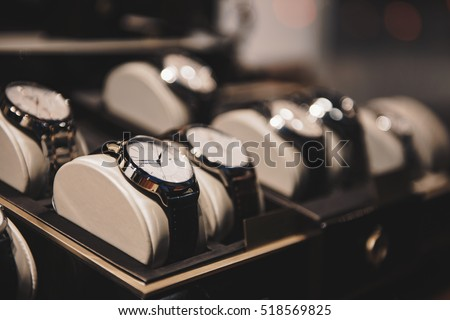 Luxury Watches Royalty-Free Stock Photo #518569825