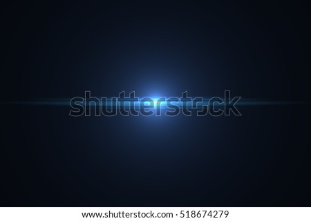 Lens flare, Sun flare, flare on the black background. Royalty-Free Stock Photo #518674279