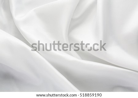 white fabric texture background #518859190