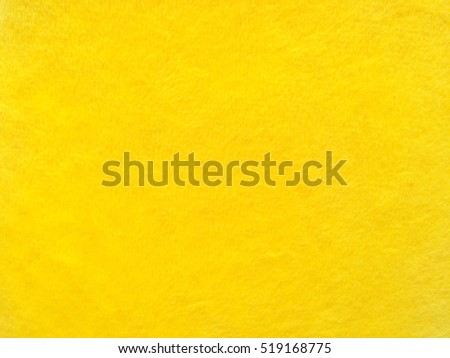 Yellow fur texture for background #519168775