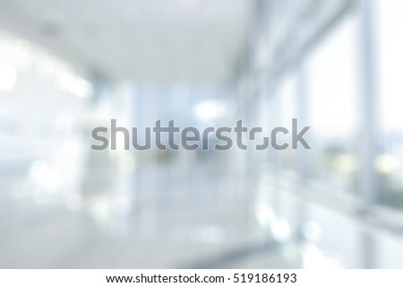 BLURRED OFFICE BACKGROUND Royalty-Free Stock Photo #519186193