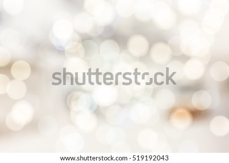 BLURRED LIGHTS BACKGROUND #519192043