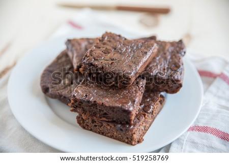 Brownies #519258769