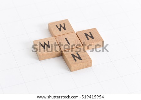 WIN WIN CONCEPT Royalty-Free Stock Photo #519415954