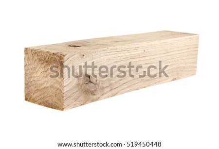 wooden board isolated on white background closeup #519450448